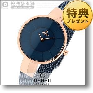 オバック OBAKU SOL OCEAN  レディース 腕時計 V149LXVLML|10keiya