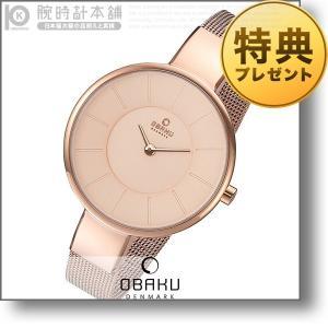 オバック OBAKU SOL ROSE  レディース 腕時計 V149LXVVMV|10keiya
