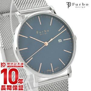 【5日店内最大31%戻ってくる!】 フルボデザイン Furbo   メンズ 腕時計 F02-SNVS...