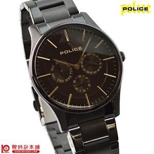 最大26倍 24日25日26日限定 ポリス police コーテシー  メンズ 腕時計 14701JSB-02M|10keiya