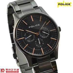 最大26倍 24日25日26日限定 ポリス police コーテシー  メンズ 腕時計 14701JSU-13M|10keiya