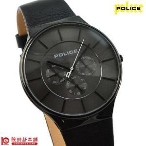 最大26倍 24日25日26日限定 ポリス police   メンズ 腕時計 15044JSB-13|10keiya