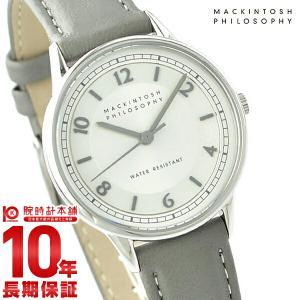 今ならポイント最大20倍 マッキントッシュフィロソフィー MACKINTOSHPHILOSOPHY クオーツ ステンレス  レディース 腕時計 FCAK987|10keiya