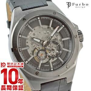 【5日店内最大31%戻ってくる!】 フルボデザイン Furbo   メンズ 腕時計 F2501GBK...