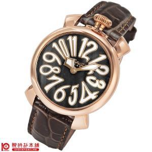 今ならポイント最大20倍 ガガミラノ GaGaMILANO マヌアーレ  ユニセックス 腕時計 5021.3|10keiya