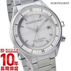 今ならポイント最大20倍 インディペンデント INDEPENDENT Timeless Line ソーラーテック電波時計  メンズ 腕時計 KL8-619-11|10keiya