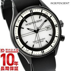 今ならポイント最大20倍 インディペンデント INDEPENDENT Timeless Line ソーラーテック電波時計  メンズ 腕時計 KL8-643-10|10keiya