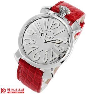 今ならポイント最大20倍 ガガミラノ GaGaMILANO マヌアーレ 40MM ミラー  ユニセックス 腕時計 5220.MIR.01|10keiya