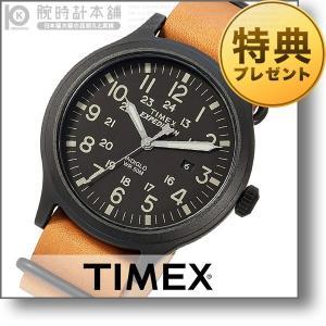 最大26倍 24日25日26日限定 タイメックス TIMEX エクスペディション 替えベルト付  メンズ 腕時計 TWG016200|10keiya