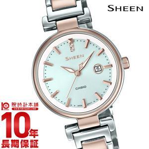 カシオ シーン CASIO SHEEN   レディース 腕時計 SHS-4524SCG-7AJF(予約受付中) 10keiya