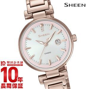 カシオ シーン CASIO SHEEN   レディース 腕時計 SHS-4524CG-4AJF(予約受付中) 10keiya