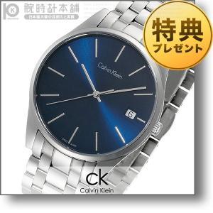 カルバンクライン CALVINKLEIN タイム  メンズ 腕時計 K4N2114N|10keiya