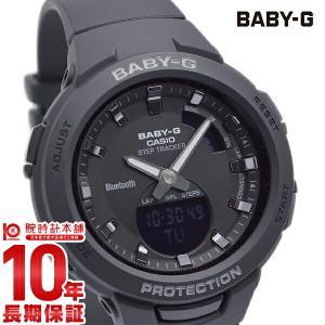 BABY-G ベビーG カシオ CASIO ベビージー Bluetooth  レディース 腕時計 BSA-B100-1AJF 10keiya