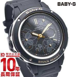 最大26倍 24日25日26日限定 BABY-G ベビーG カシオ CASIO ベビージー クオーツ ステンレス  レディース 腕時計 BGA-150FL-1AJF(予約受付中)|10keiya