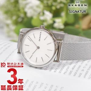スカーゲン SKAGEN シグネチャー  レディース 腕時計 SKW2692|10keiya