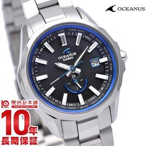 カシオ オシアナス CASIO OCEANUS マンタ  レディース 腕時計 OCW-S350-1AJF|10keiya