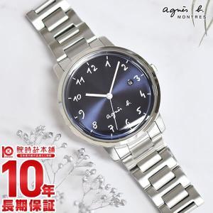 【5日店内最大31%戻ってくる!】 アニエスベー agnes b. ペアモデル  メンズ 腕時計 F...