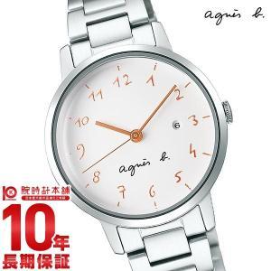 今ならポイント最大20倍 アニエスベー agnes b. ペアモデル  レディース 腕時計 FCSK935 10keiya