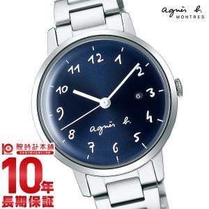 今ならポイント最大20倍 アニエスベー agnes b. ペアモデル  レディース 腕時計 FCSK934 10keiya