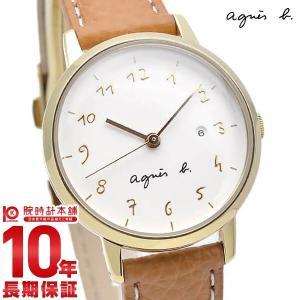 今ならポイント最大20倍 アニエスベー agnes b. ペアモデル  レディース 腕時計 FCSK933 10keiya