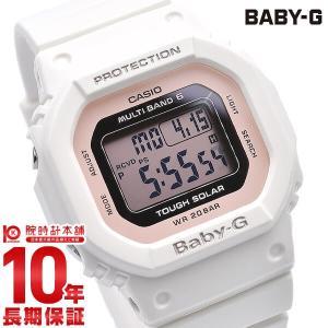 BABY-G ベビーG カシオ CASIO ベビージー 電波ソーラー  レディース 腕時計 BGD-5000-7DJF 10keiya