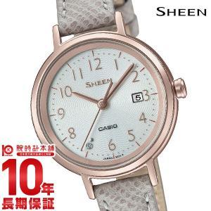 カシオ シーン CASIO SHEEN ソーラー  レディース 腕時計 SHS-D100CGL-7AJF|10keiya