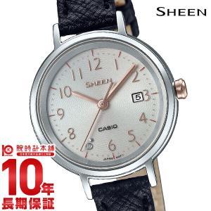 カシオ シーン CASIO SHEEN ソーラー  レディース 腕時計 SHS-D100L-4AJF|10keiya
