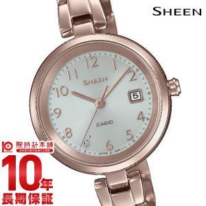 カシオ シーン CASIO SHEEN ソーラー  レディース 腕時計 SHS-D200CG-4AJF|10keiya
