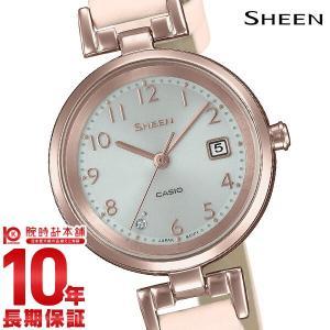 カシオ シーン CASIO SHEEN ソーラー  レディース 腕時計 SHS-D200CGL-4AJF|10keiya