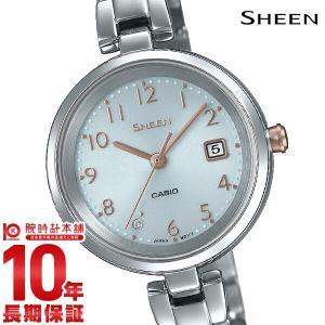 カシオ シーン CASIO SHEEN ソーラー  レディース 腕時計 SHS-D200D-7AJF|10keiya