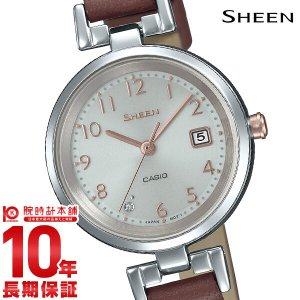 カシオ シーン CASIO SHEEN ソーラー  レディース 腕時計 SHS-D200L-4AJF|10keiya
