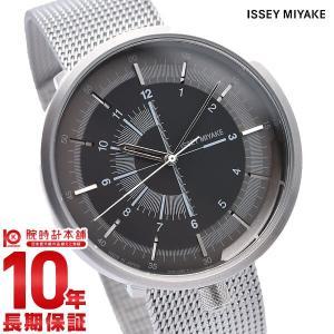 今ならポイント最大20倍 イッセイミヤケ ISSEYMIYAKE メカニカル 自動巻き 1/6 ワンシックス  メンズ 腕時計 NYAK002|10keiya