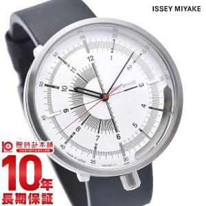 今ならポイント最大20倍 イッセイミヤケ ISSEYMIYAKE メカニカル 自動巻き 1/6 ワンシックス  メンズ 腕時計 NYAK004|10keiya