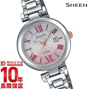 カシオ シーン CASIO SHEEN   レディース 腕時計 SHS-4502D-4AJF|10keiya