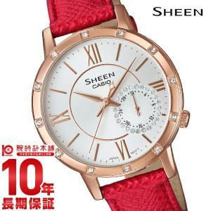 カシオ シーン SHEEN SHE-3046GLP-7BJF レディース|10keiya