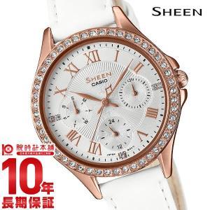 カシオ シーン SHEEN SHE-3062PGL-7AJF レディース|10keiya