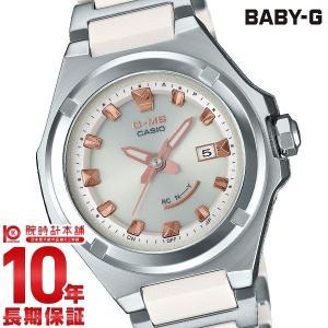 カシオ ベビーG BABY-G 電波ソーラー  MSG-W300C-7AJF レディース|10keiya