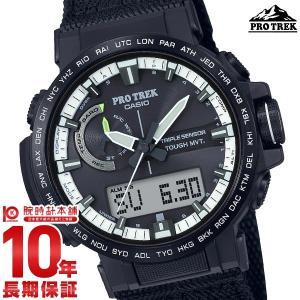 カシオ [ソーラー電波時計]PRO TREK(プロトレック)Climber Line(クライマーライン) PRW-60YBM-1AJFの商品画像|ナビ