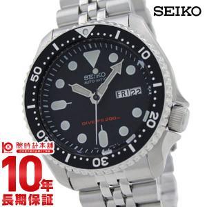 セイコー 逆輸入モデル ダイバーズ 200m防水 機械式(自動巻き) SKX007K2(SKX007KD)|10keiya