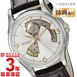 ハミルトン ジャズマスター HAMILTON オープンハート  メンズ 腕時計 H32565555 ...