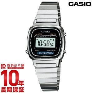 【ゾロ目の日クーポン対象店】 カシオ CASIO スタンダード  レディース 腕時計 LA670WA...
