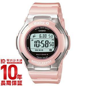 カシオ ベビーG BABY-G トリッパー ソーラー電波 BGD-1300-4JF レディース