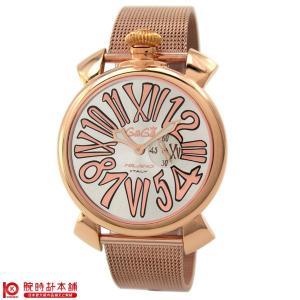 今ならポイント最大20倍 ガガミラノ GaGaMILANO PLACCATO ORO  メンズ 腕時計 5081.2|10keiya