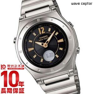 カシオ ウェーブセプター CASIO WAVECEPTOR ソーラー電波  レディース 腕時計 LWA-M141D-1AJF(予約受付中) 10keiya