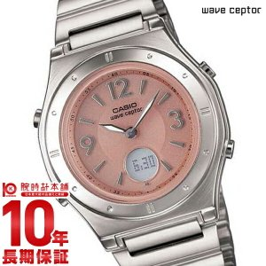 カシオ ウェーブセプター CASIO WAVECEPTOR ソーラー電波  レディース 腕時計 LWA-M141D-4AJF(予約受付中)|10keiya