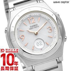 カシオ ウェーブセプター CASIO WAVECEPTOR ソーラー電波  レディース 腕時計 LWA-M141D-7AJF(予約受付中)|10keiya