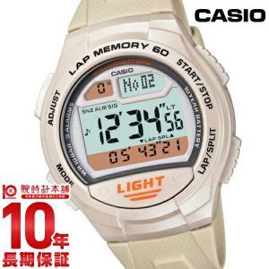 カシオ スポーツギア CASIO SPORTS GEAR ランニング  メンズ 腕時計 W-734J-7AJF 10keiya