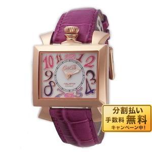 最大26倍 24日25日26日限定 ガガミラノ GaGaMILANO ナポレオーネ 40MM  レディース 腕時計 6031.1 PK|10keiya
