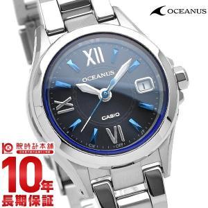 カシオ オシアナス CASIO OCEANUS   レディース 腕時計 OCW-70J-1AJF(予約受付中)|10keiya