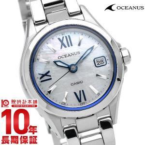 カシオ オシアナス CASIO OCEANUS ソーラー電波   腕時計 OCW-70PJ-7AJF(予約受付中)|10keiya
